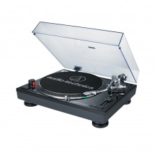 Toca-discos profissional (Turntable) - AT-LP120BK-USB
